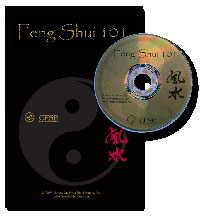 FENG SHUI 101 WITH DISC AND SHIPPING